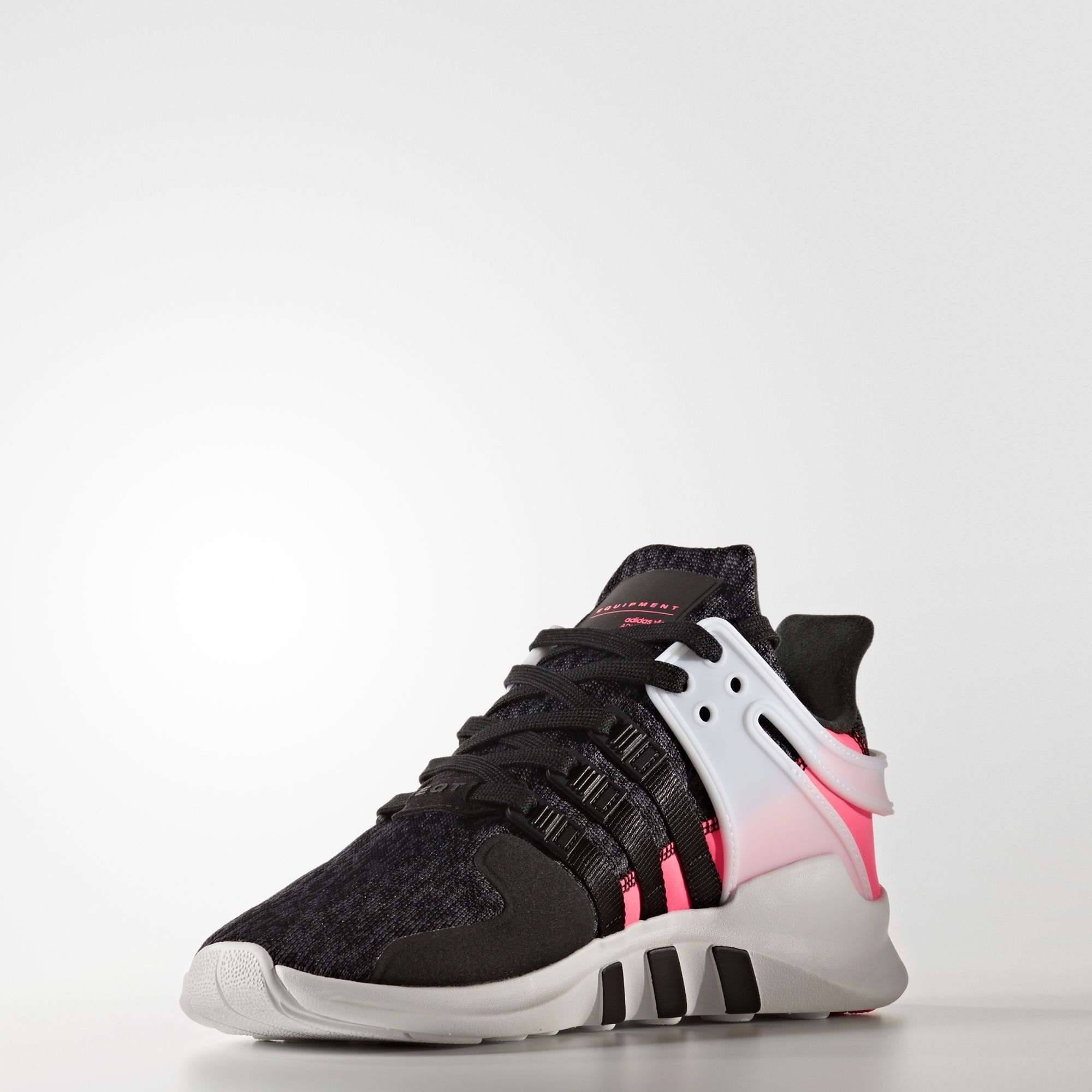 Black - EQT - Shoes | adidas UK