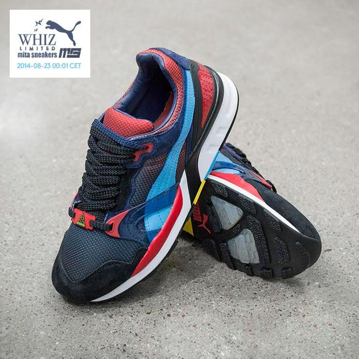 ffea1eecedc5 Puma x Whiz Limited x Mita Sneakers Trinomic XT2
