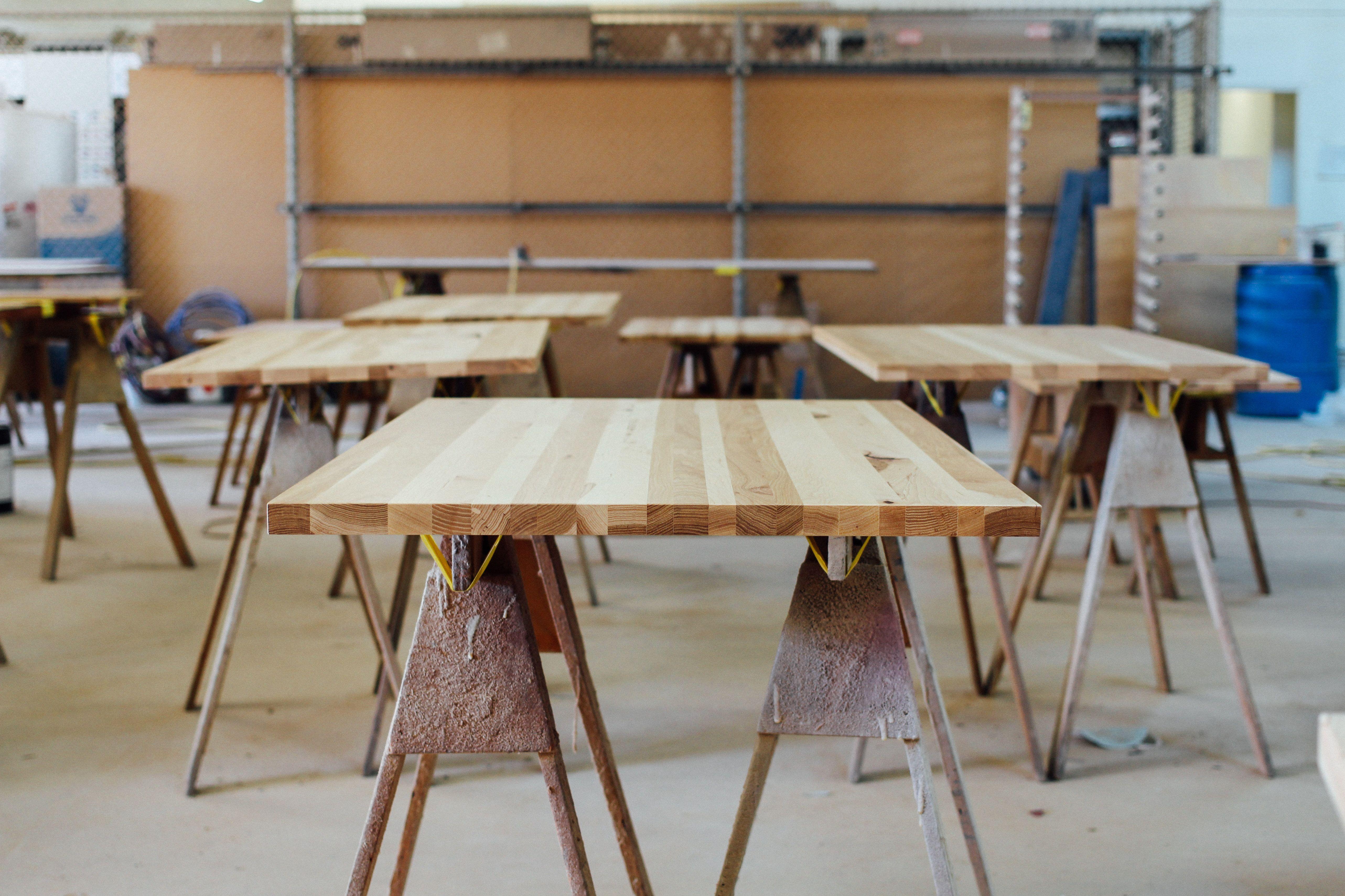 Mashstudios table top