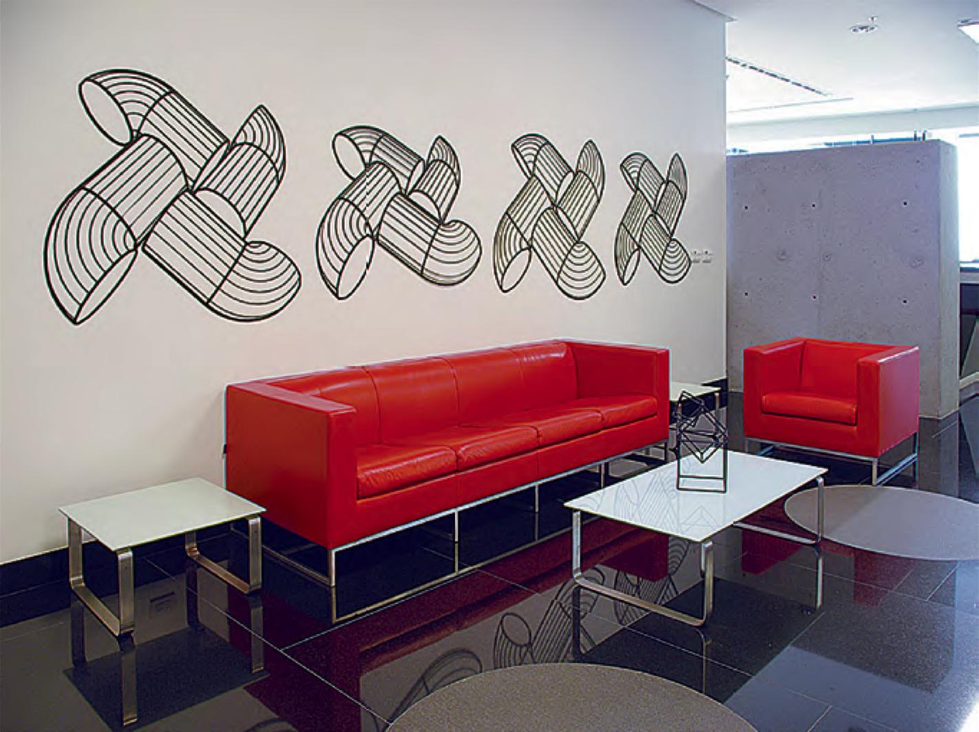 Oficinas Cusezar Bogot Arquitecta Patricia Fabre 2009  # Muebles Zientte Medellin