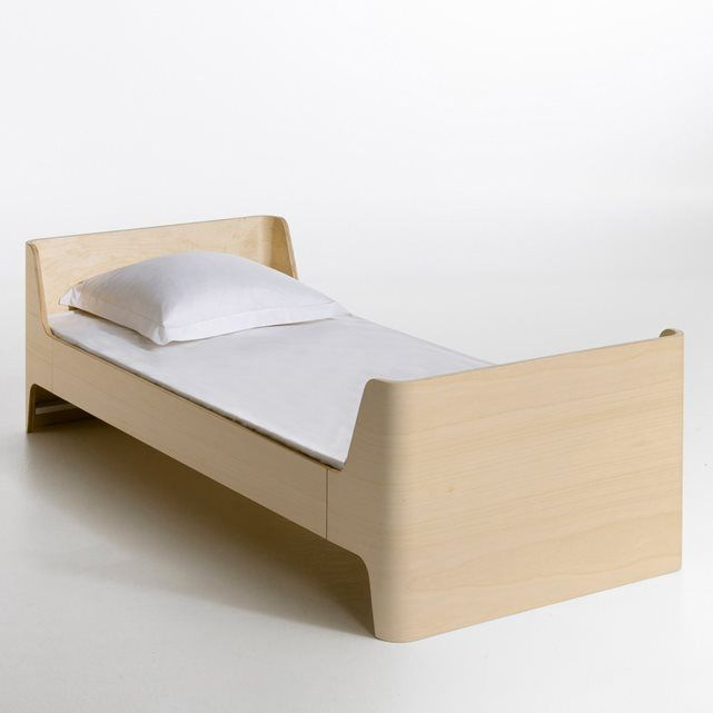 afbeelding Bed 1 persoon Scandi, design E. Gallina AM.PM.