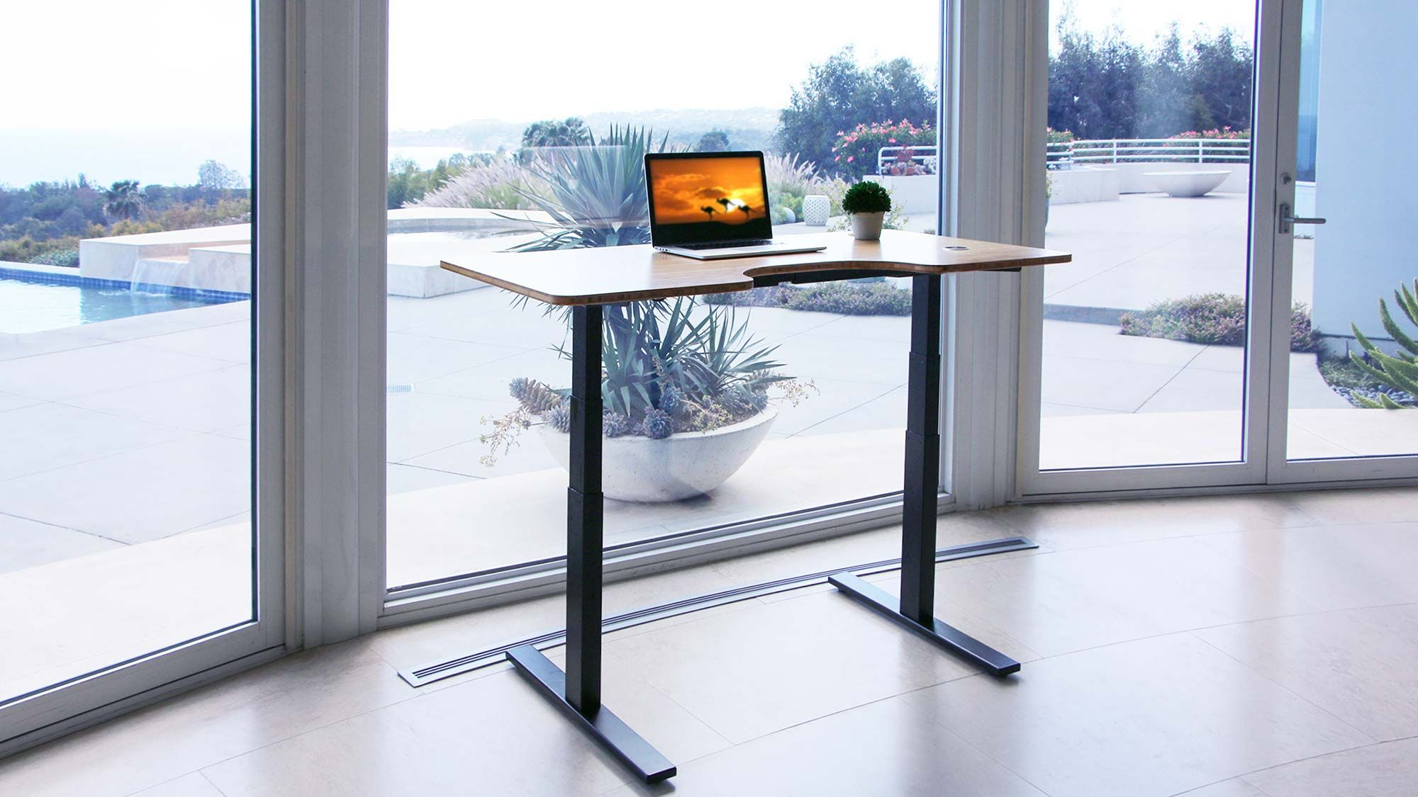 Smartdesk 2 Home Office With Images Standing Desk Frame