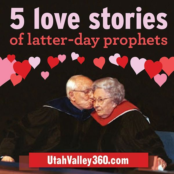 5 Love Stories Of Latter-day Prophets