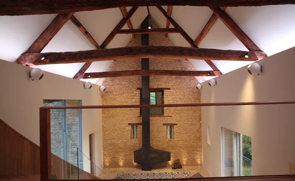Barn Conversion Gloucestershire Projects E Lea Lighting Specialist Design Consultancy
