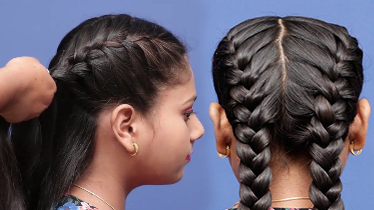 3 Easy Party Hairstyle For Girls Hair Style Girl Hairstyles Bes Party Hairstyles For Girls Party Hairstyles Girl Hairstyles