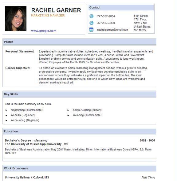 resume formats n samples Download Pinterest Resume format - sample resume forms