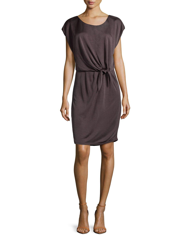 DRESSES - Short dresses Bark Big Sale For Sale 7OTPQrHys