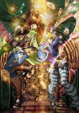 The Phantom Blood Arc Of The Jojo S Bizarre Adventure Anime Series