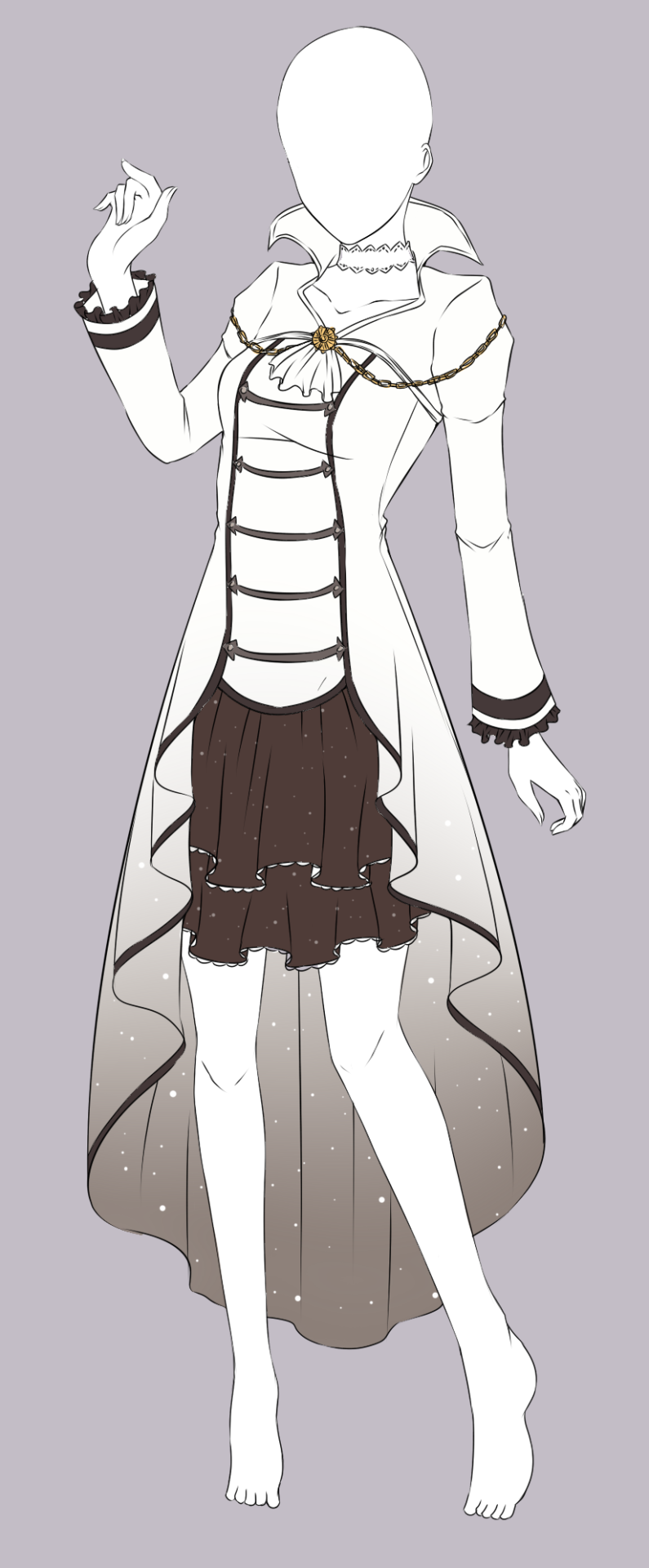 Tumblr Oltflgcasb1vlop10o1 1280 Png 795 1920 Drawing Clothes Fashion Sketches Character Outfits