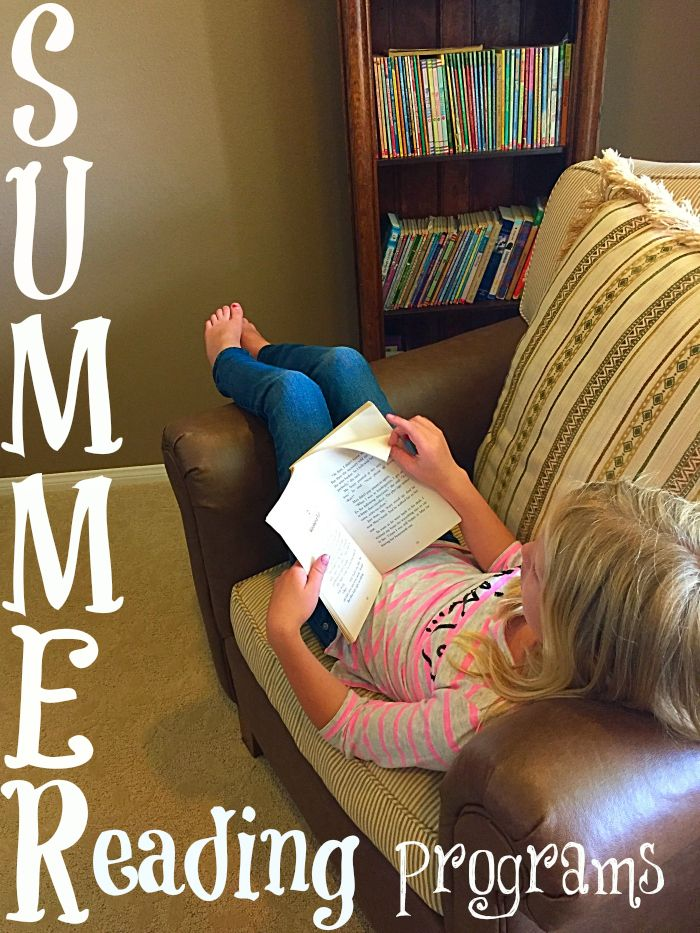 Photo of Free Summer Reading Programs for Kids!