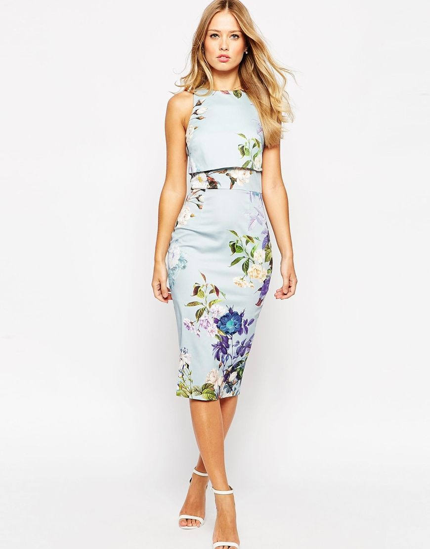Summer wedding guest dresses summer wedding guest for Dresses to wear at weddings as a guest
