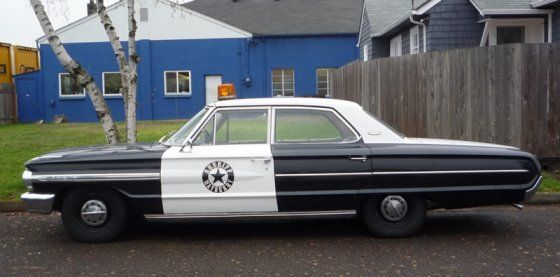 ford police car | The Truth About Cars
