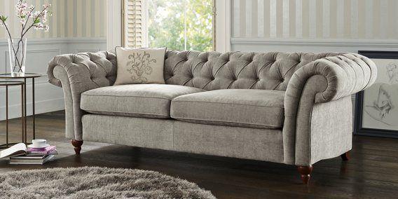 Cambridge Sofa | Restoration hardware living room, Living ...