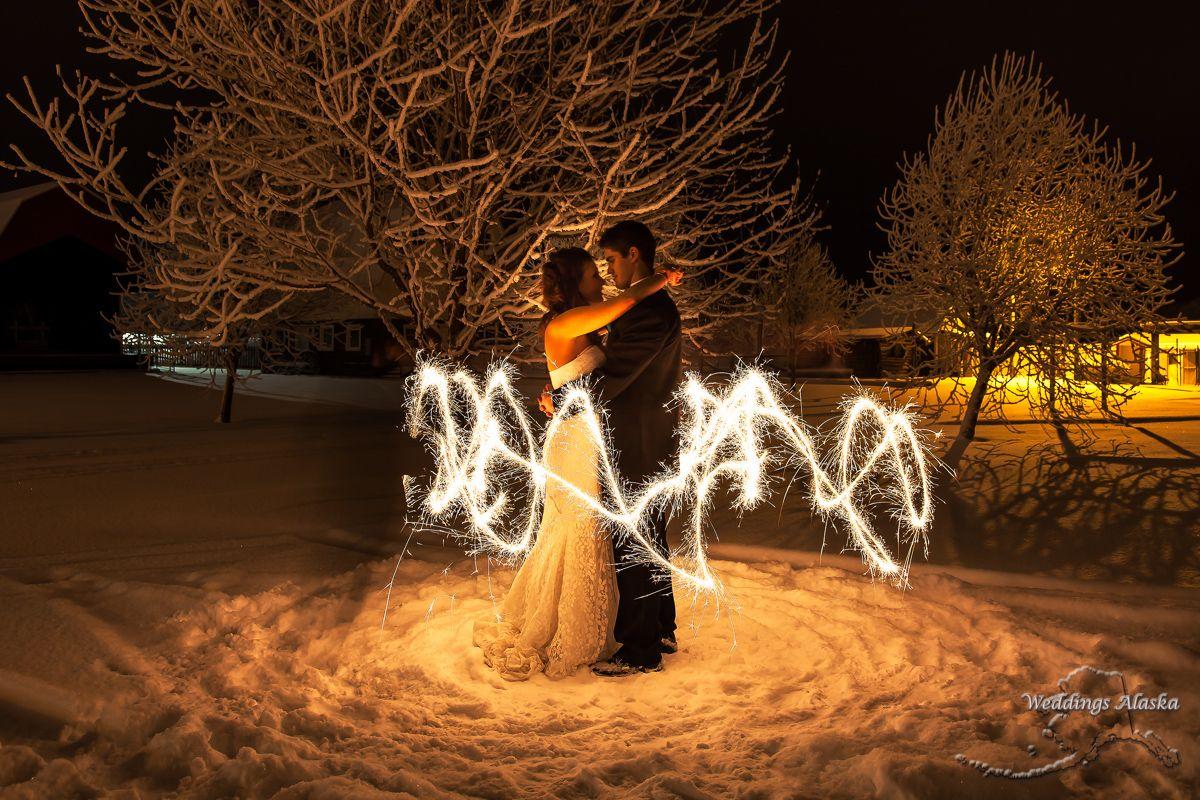 light painting   Light Painting at a Wedding   Weddings Alaska ... for Light Painting Photography Wedding  183qdu