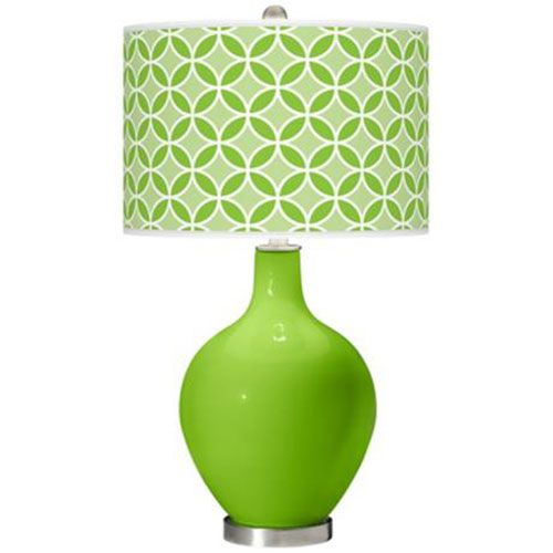 Green Lamp On Pinterest