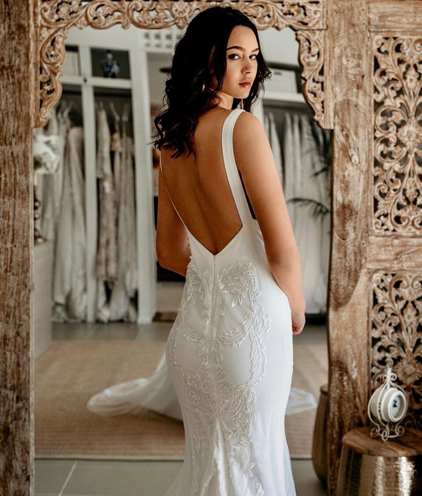 Texas untamed heart bridal collection by kate gubanyi pinterest