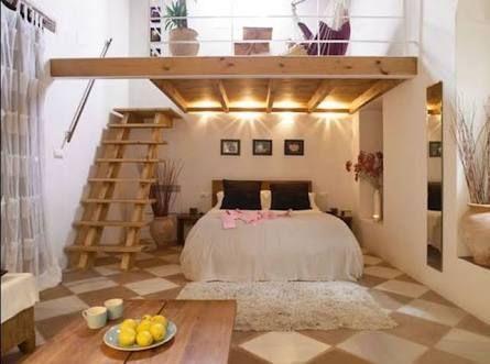 outstanding open loft bedroom designs | Resultado de imagen para tapancos para recamaras | H O M E ...
