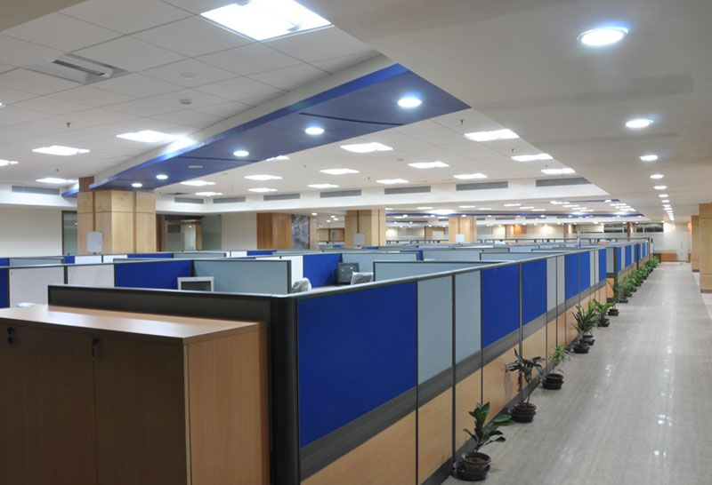 Synergy Corporate Interiors founded by Mr Vipin Chutani Swati