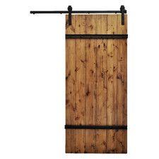 Drawbridge Barn Door