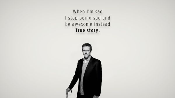 Marvelous Dr. House