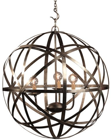 Patti chandelier by dovetail furniture