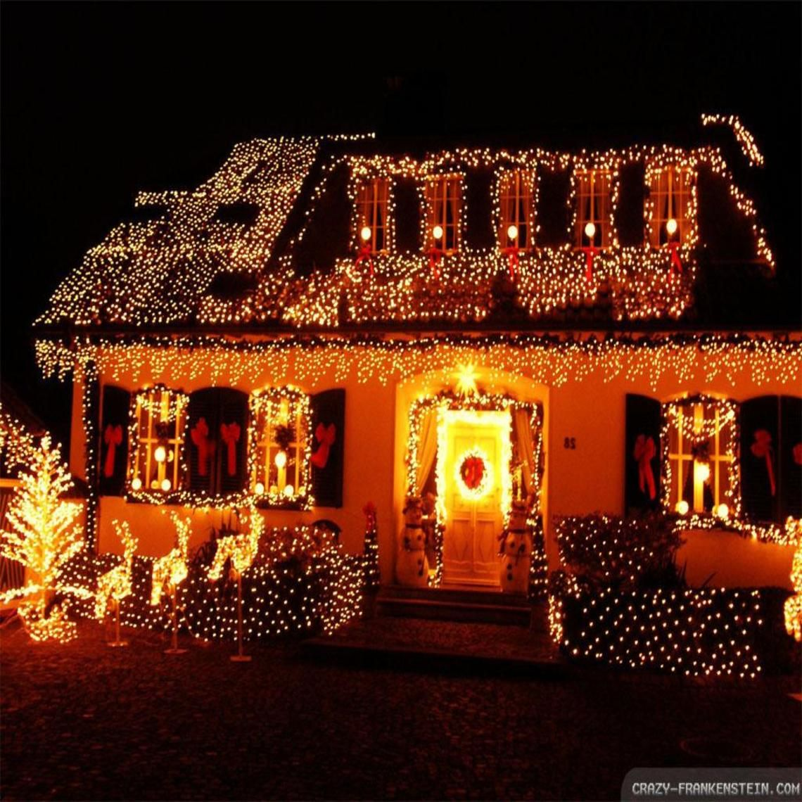 decorating interior decorating homes christmas house lighting the best christmas tree decorations modern home decorating lights - Best Christmas Decorated Houses