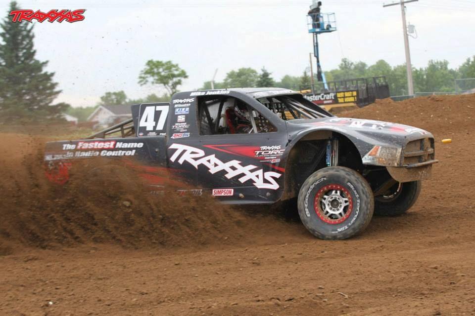 Mike Jenkins Off road racing, Road racing, Trophy truck