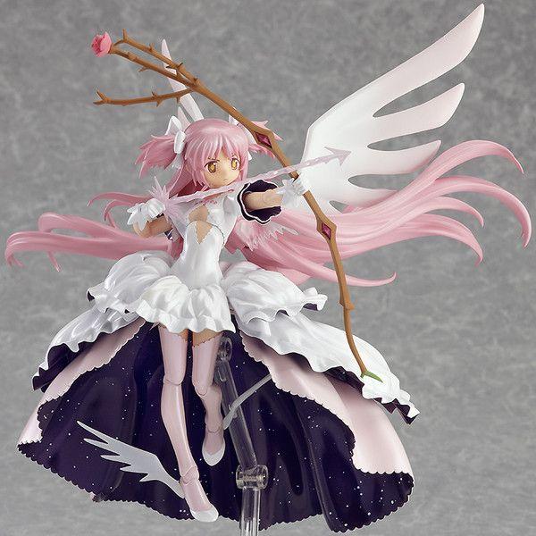 Figma Puella Magi Madoka Magica Devil Homura Figure PVC From Japan Free Shipping