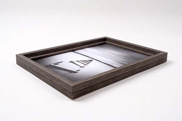 Oslo Grey Picture Frame | Budget Picture Frames @ 4x90.com ...
