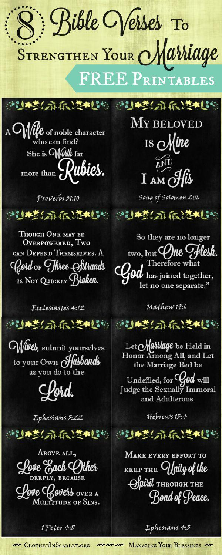 romantic bible verses for wedding