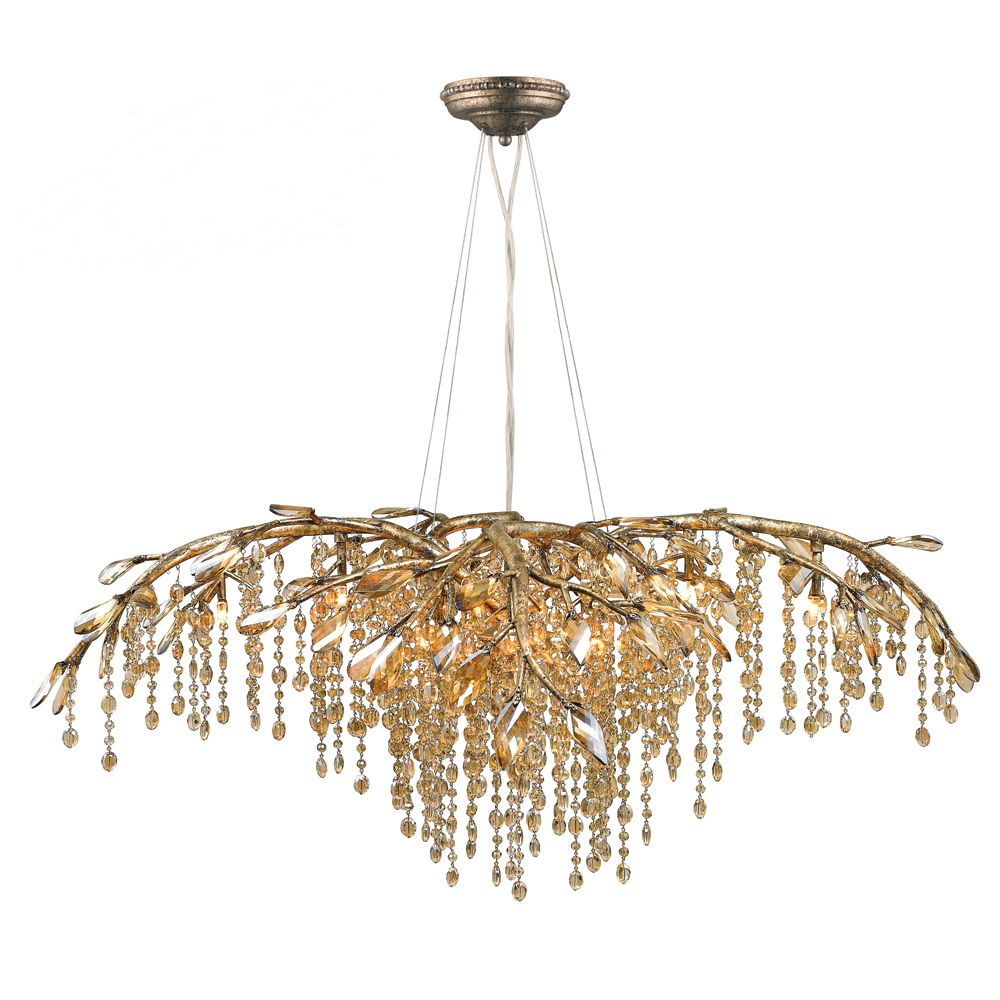 Autumn Twilight 9903 Chandelier Golden Lighting At Lightology