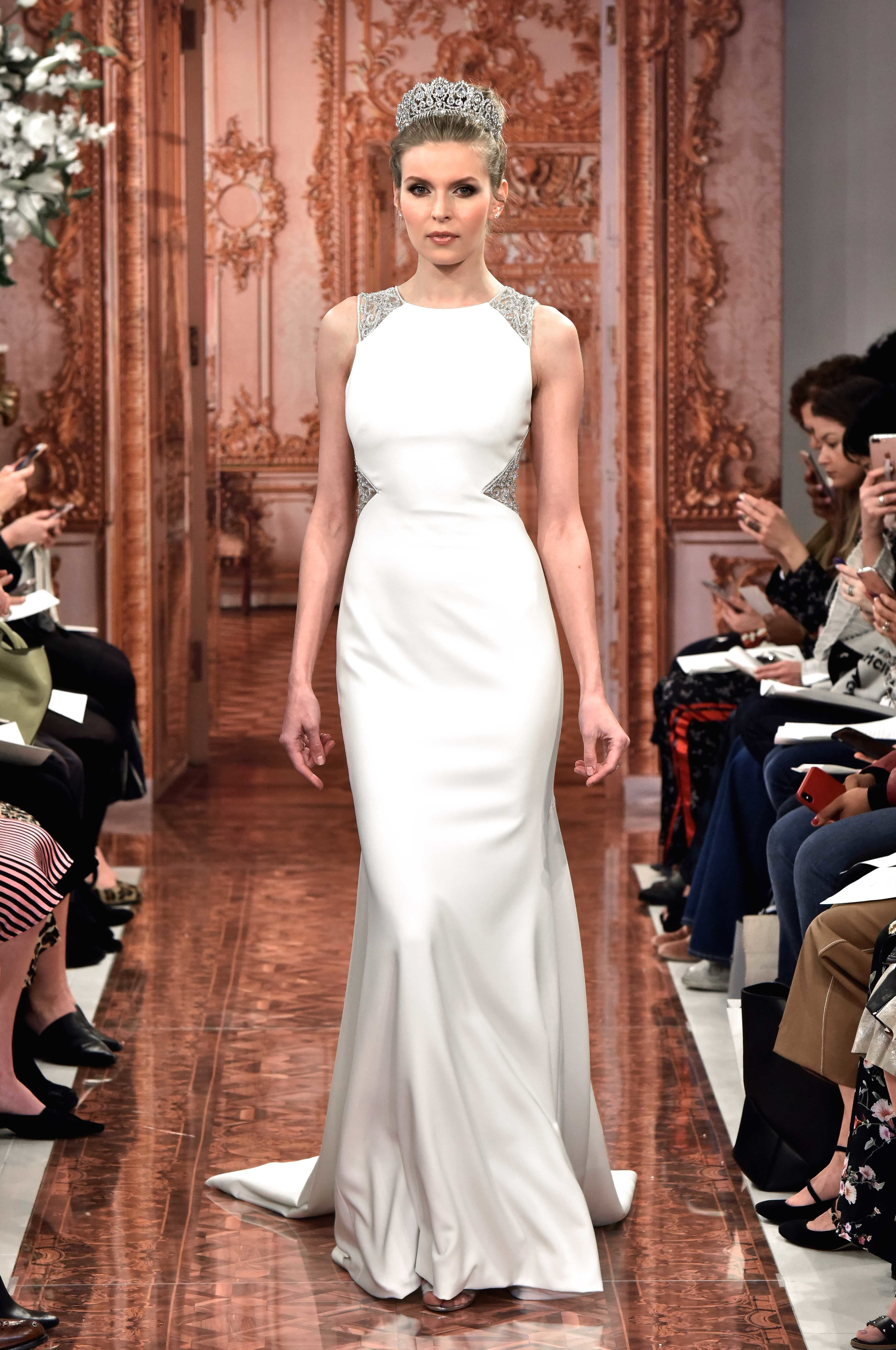 Theia wedding dresses  Theia Bridal u Wedding Dress Collection Spring   Brides