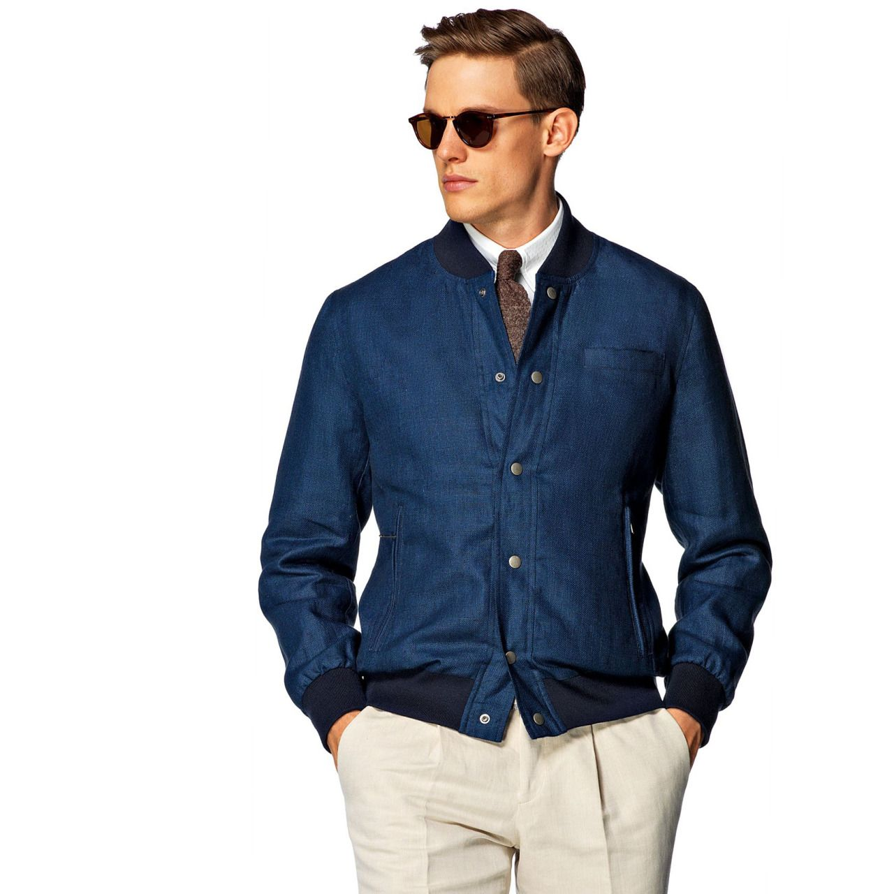 Zafer Dede Suitsupply This Jacket Design Combines The Men - Mens hairstyle zafer