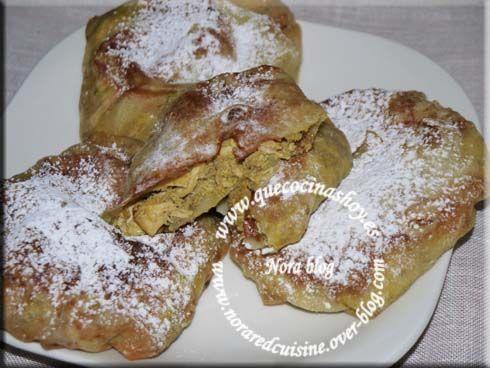 Cocina con Nora (cocina marroquí): Mini bastelas de pollo