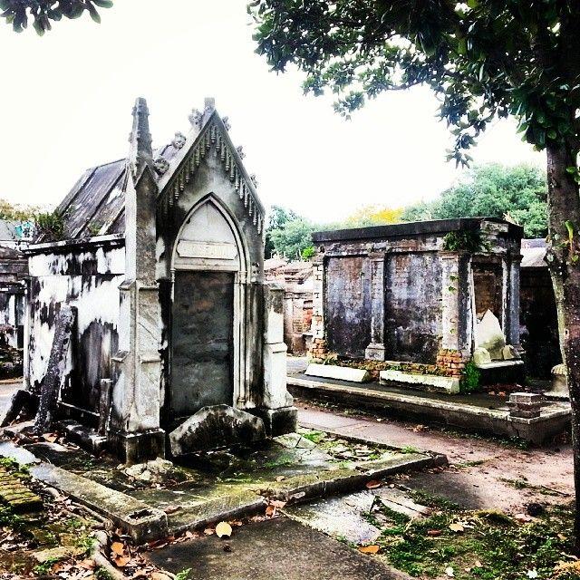 Lafayette Travel: New Orleans Lafayette Cemetery No.1