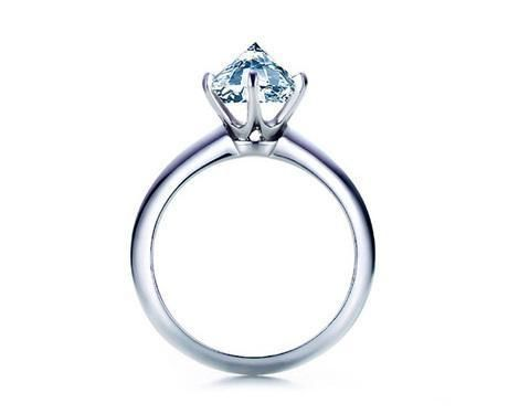 Killer Diamond Engagement by Tobias Wong... so wong it's right!