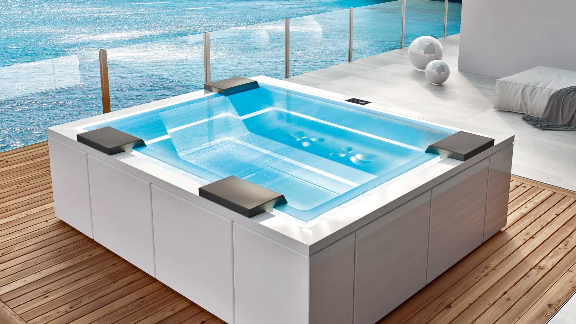 Luxus Design Whirlpool Zen In 2020 Whirlpool Design Jacuzzi