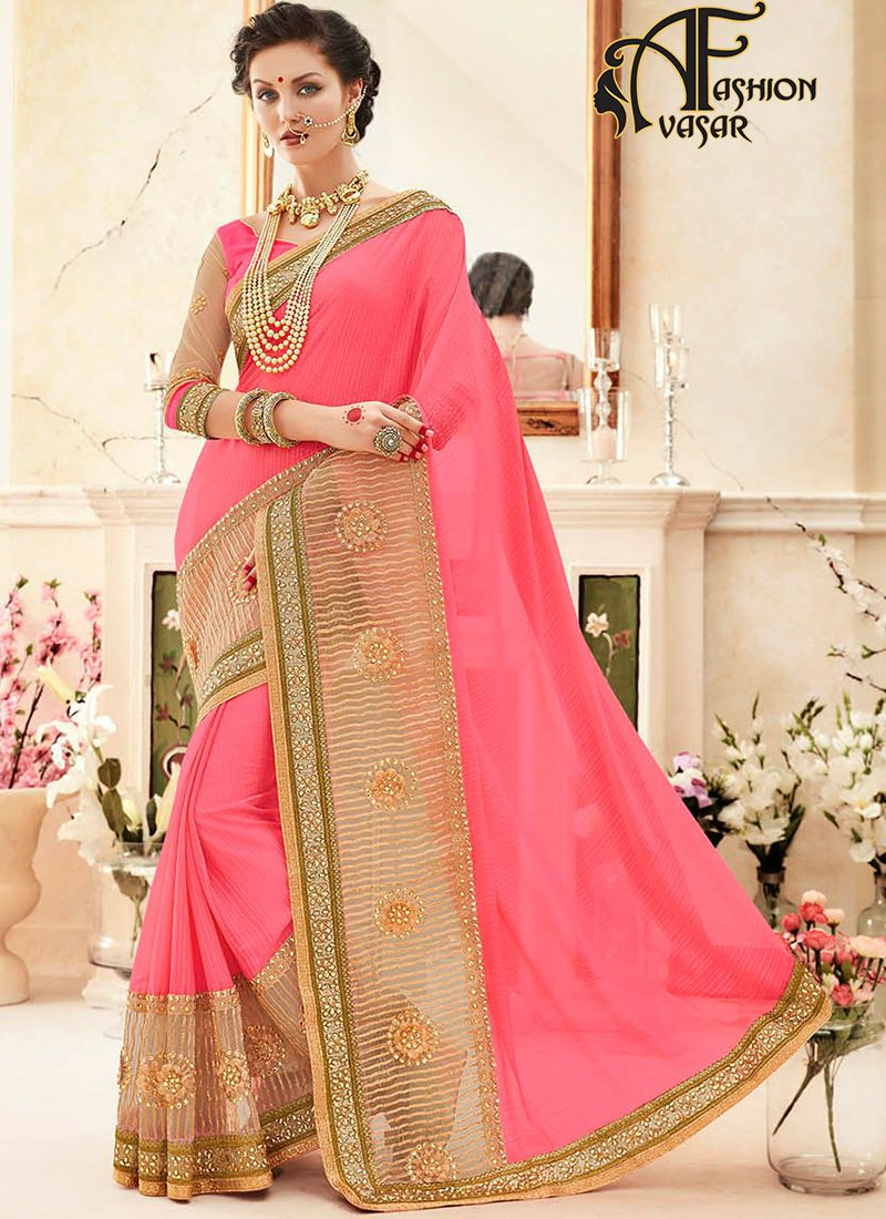 embroidery sarees online shopping in india. designer embroidered ...