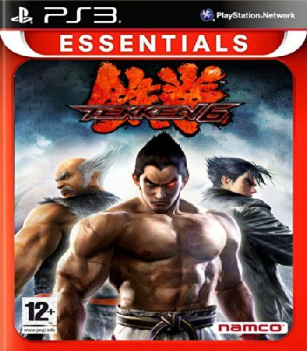 Tekken 6 Essentials Sony Psp Check Out The Image By Visiting