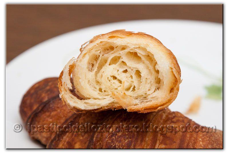 I Pasticci dello Ziopiero: Croissant Francese