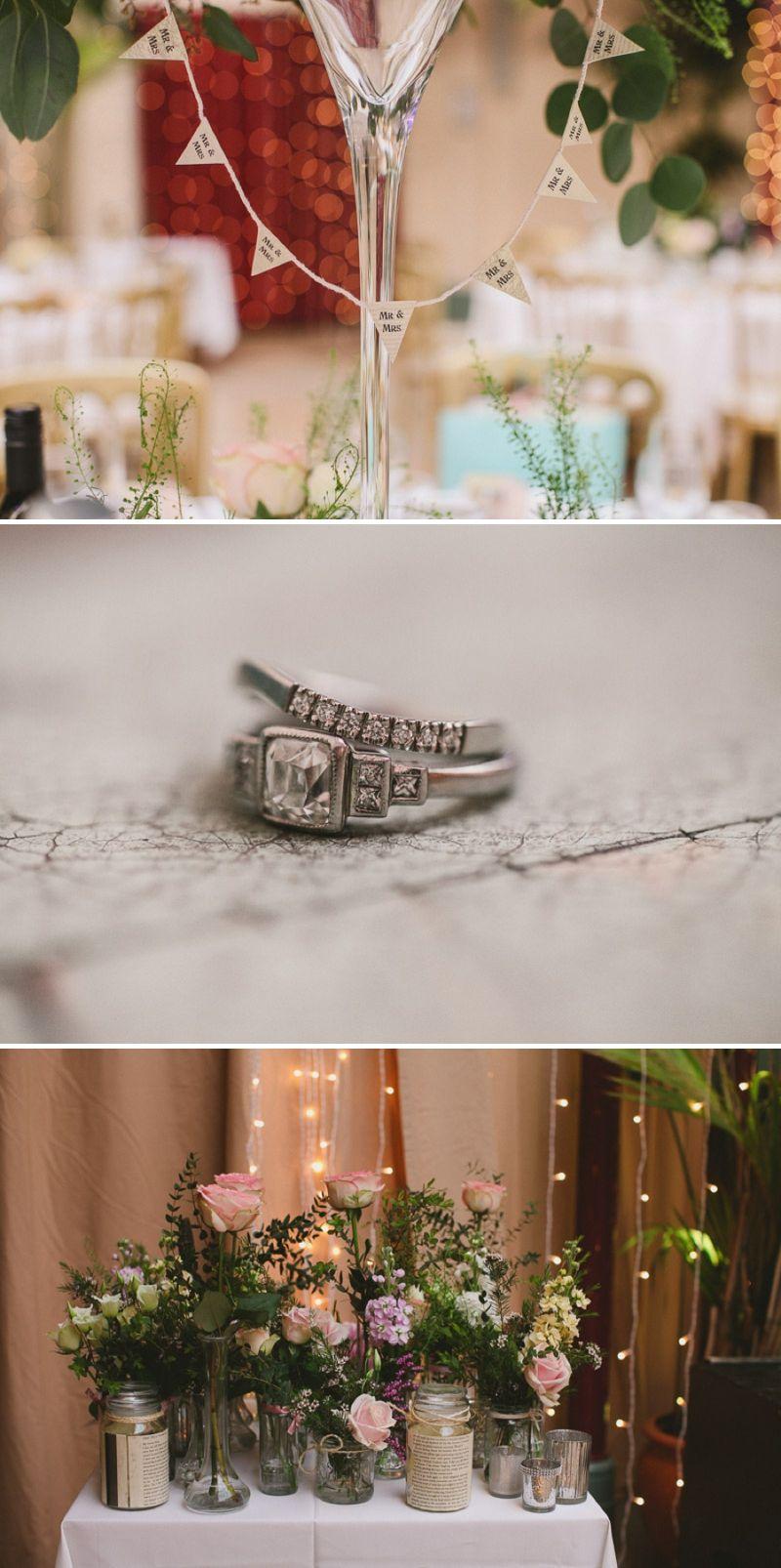 an elegant vintage inspired wedding at the winter gardens ilkley