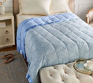 Northern Nights Versailles 500TC 550FP Reversible Full Down Blanket ... 210b4b81b