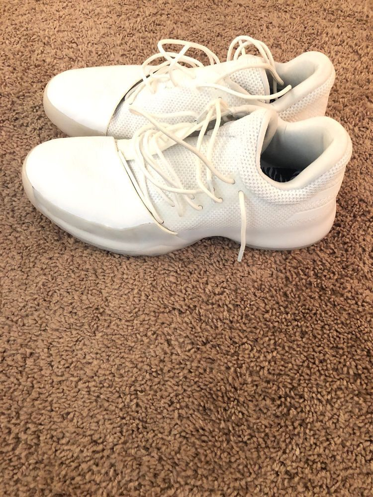 eca68ce7fda Adidas James Harden Vol 1 Rockets Yacht Party White Size 11  fashion   clothing  shoes  accessories  mensshoes  athleticshoes (ebay link)