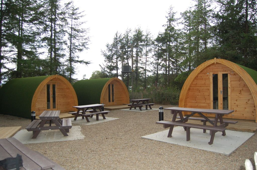 Pods & Pricing Pods Ireland Camping Pod Sales