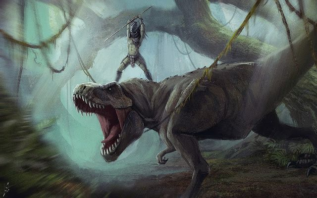 tyrannosaurus vs predator wiring diagrams