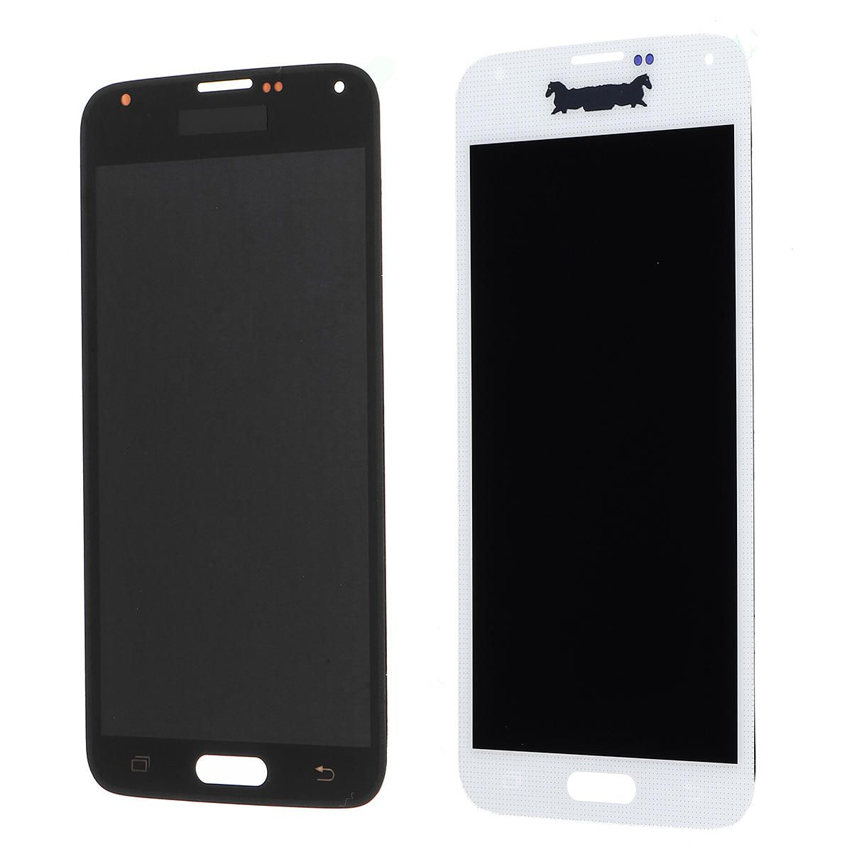 OLED Display + Touch Screen Digitizer Screen Replacement With Repair Tools For Samsung Galaxy S5 G9000 #touchscreendisplay