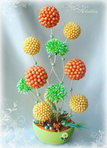 Мобильный LiveInternet деревья   НАТАЛИ_МОН - развивающие игрушки ручной работы от НАТАЛЬИ МОН  