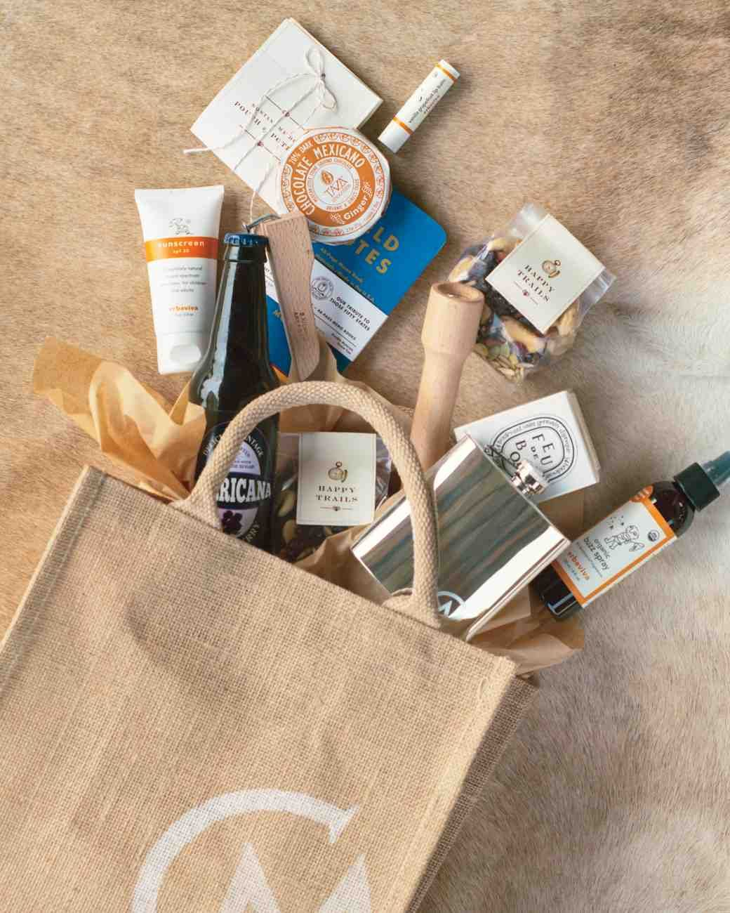Destination Wedding Gift Ideas: 46 Welcome Bags From Real Weddings