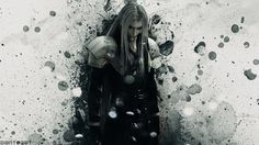 Sephiroth Wallpaper Hd Google Search Final Fantasy Vii