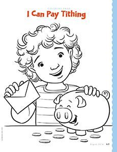 Coloring Page | Church | Pinterest | Primary lessons, Church ideas ...